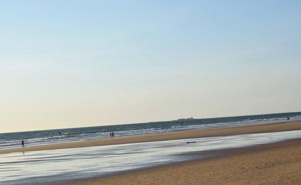 Playas de Sancti Petri - La Zona - Novo Sancti Petri