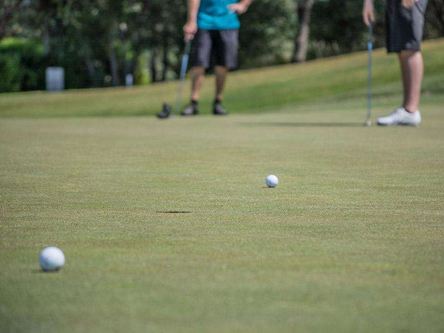 Jugar Golf Sancti Petri