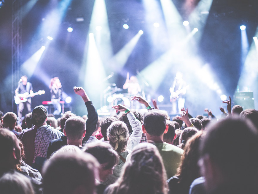 Festivales de Música Auge Alquiler Apartamentos